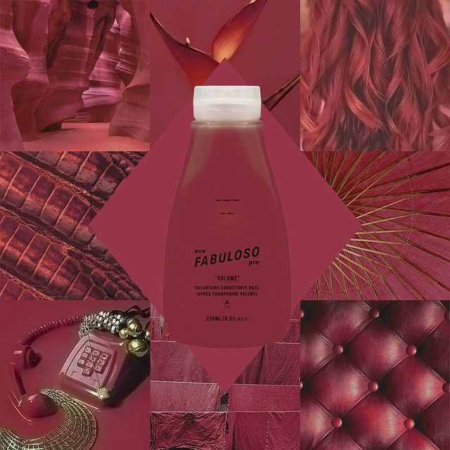 evo® fabuloso pro™ - moulin rouge  Salon – 1g red  1g chocolate + 18g conditioner  Retail – 230g retail conditioner base + 5g red + 5g chocolate + 10g conditioner  #evohair #fabulosopro #moulinrouge