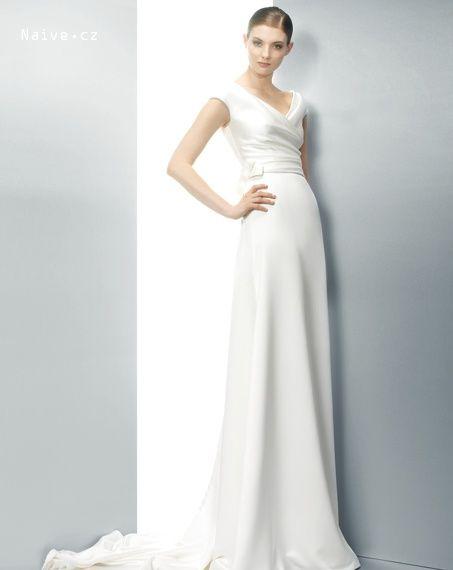 JESUS PEIRO svatební šaty, model 3051 (Brno)