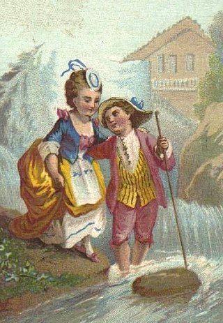 Galanterie française. Courtoisie dans les rapports hommes femmes. Sentiments, pruderie. Histoire, magazine et patrimoine