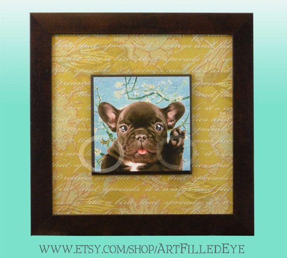 164 best french bulldog art frenchie art art filled eye images