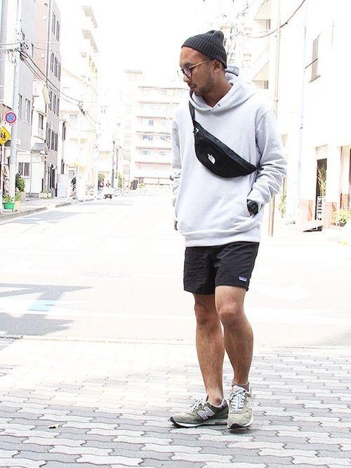 8a7266a9aeb95 KoHe New Balanceのスニーカーを使ったコーディネート【2019】   dudes    メンズファッション、メンズファッションスタイル、サーファー ファッション