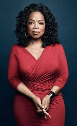 Oprah is very famous. In the media, most things about her are good. She's smart, wise, pretty, nice, caring, helpful, and has many more glamorous attributes. In the media, people admire her traits and want to be just like her. Oprah is very successful and inspires others to be like that too.