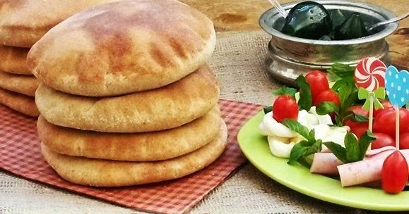 Pita ekmeği tarifi, Ekmek tariflerinden , arap ekmeği pita, döner ekmeği pita, sandviç ekmeği pita, döner ekmeği, nursevince tarifler, resimli tarifler, ayrıntılı tarifler,