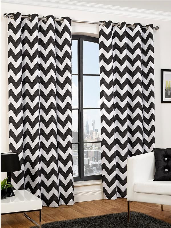 chevron living room curtains luxury rooms hamilton mcbride eyelet our meant to bee baby crosby bedroom black