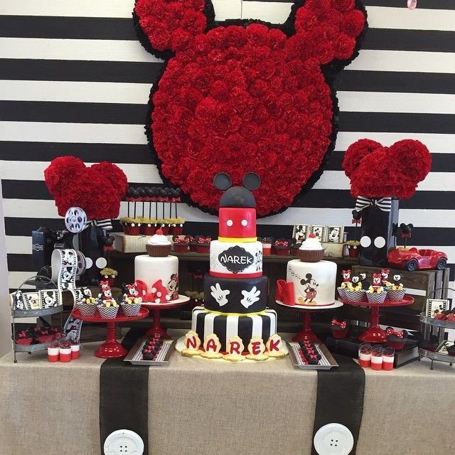 VINTAGE inspired Mickey Mouse Teething Party for a very handsome little man. Event Coordination, Rentals and flowers by @ellenarievents Cakes by @specialcakesbyruben Cupcakes and Sugar cookies by @embellishedsweets Cake Pops and RkT by @chocolate_favors_pops Venue @playla @fancytables @whitenightdesign @cmcevents @ladybugz_inc @creativeworksdesigns #disney #waltdisney #disneytheme #eventdesign #eventplanning #event #teething #myfirsttooth #cakes #mikeycake #minniecake #flowers BACKDROP HAS…