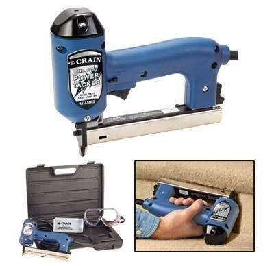 Electric Carpet Stapler Kit