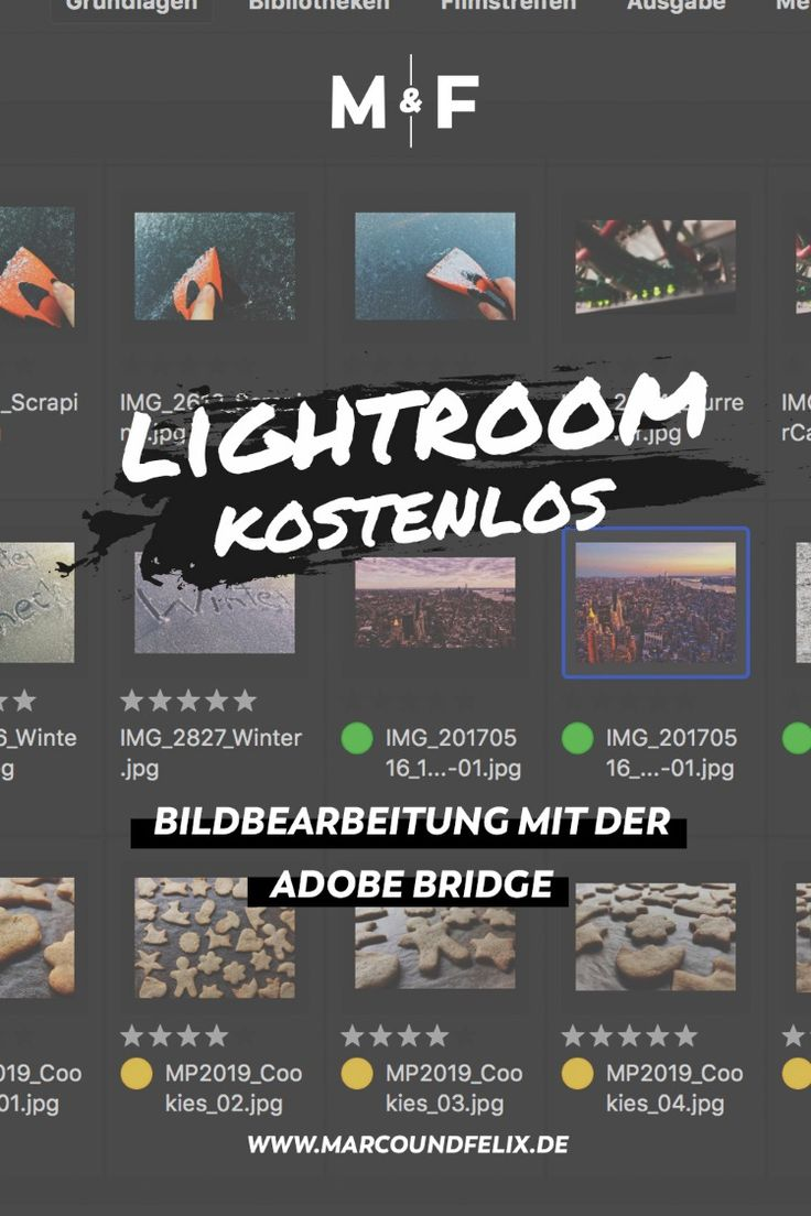 "Adobe Bridge ist Lightroom in ""Light"" – Wir geben …"
