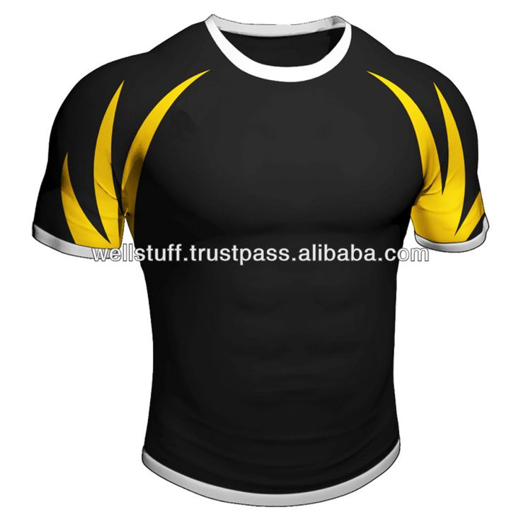 Professional sublimation rugby jersey $15~$25