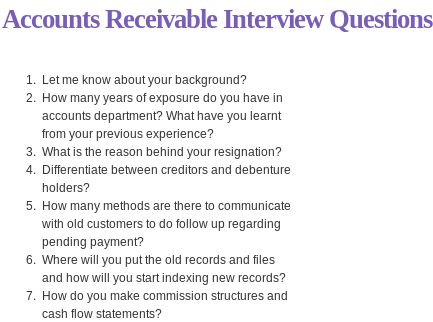 Best 25+ Accounting Interview Questions ideas on Pinterest ...
