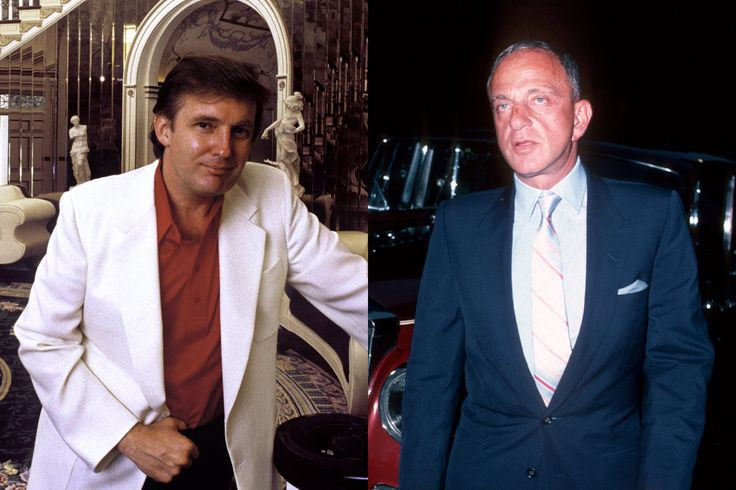 Donald Trump's brash and bullying style was learned at the heel of Roy Cohn, one…