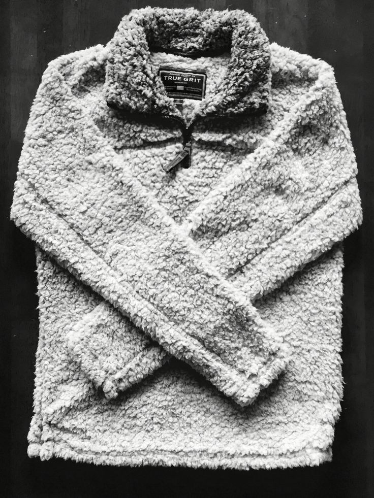 Christmas list True Grit Pullover XXS