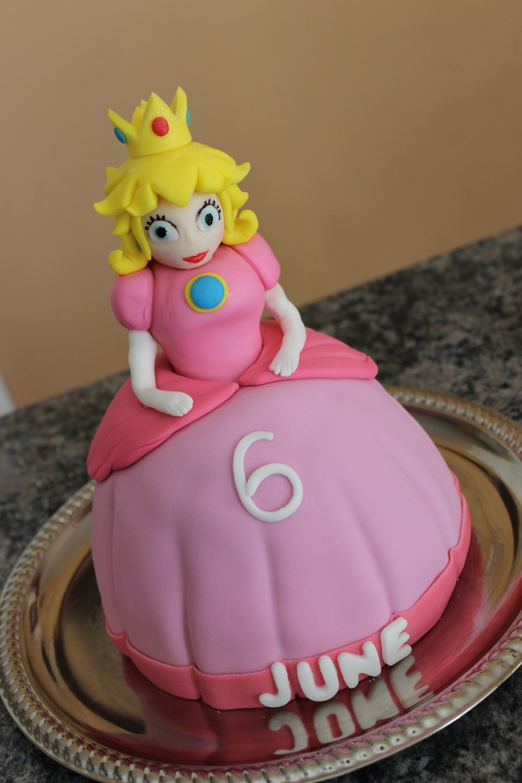 1000 Images About Princess Peach Party On Pinterest