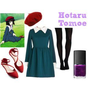 hotaru tomoe outfit 2
