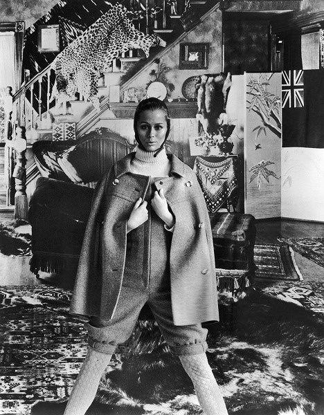 【ELLEgirl】ファッションモデルとして大活躍|【FASHION ICON】vol.12 ローレン・ハットンに学ぶ '80年代モデルカジュアル |エル・ガール・オンライン