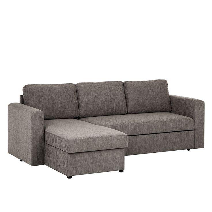 Ecksofa mit schlaffunktion braun  27 best Sofas für kleine Räume https://sofadepot.de/kleine ...