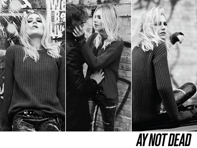 Ay not dead. Invierno 2012Campaña Argentina, Dead Fall, Ads Campaigns, Fall 2012, Aynot Dead, 2012 Campaigns, Dead Fw, Drees Hemingway, 2012 Ads