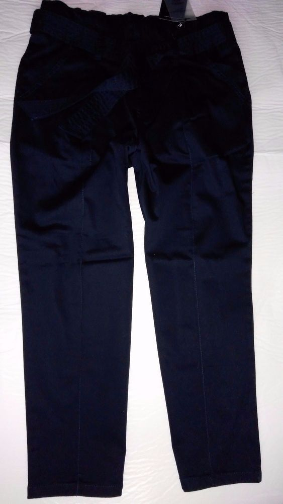 Bundfaltenhose Buisness Hose kurz Comfort Fit von B.C. Gr. 38-42 Dunkelblau in Kleidung & Accessoires, Damenmode, Hosen | eBay!
