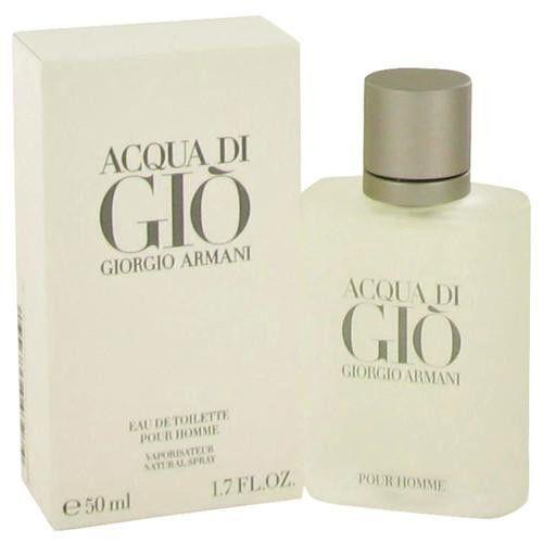 ACQUA DI GIO by Giorgio Armani Eau De Toilette Spray 1.7 oz (Men)