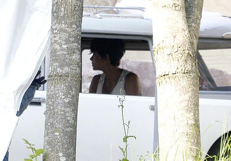 Halle Berry Marries Olivier Martinez: New Wedding Details, Plus a Picture!
