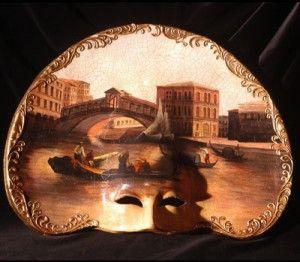 """M03 Mask """"A rialto"""" Venice"""
