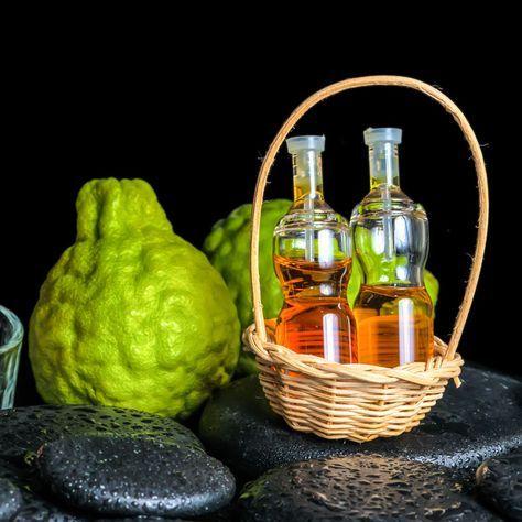 Die Wirkung und Anwendung von ätherischem Bergamotteöl: Das aus den Schalen der Bergamotte gewonnene ätherische Öl wirkt stimmungsaufhellend bei Stress, Depressionen und Ängsten ...
