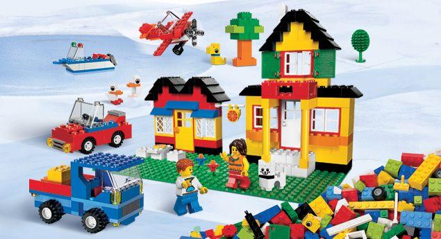 5508 LEGO® Deluxe Brick Box