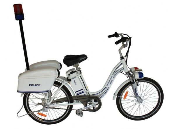 Ηλεκτρικό Ποδήλατο POLICE
