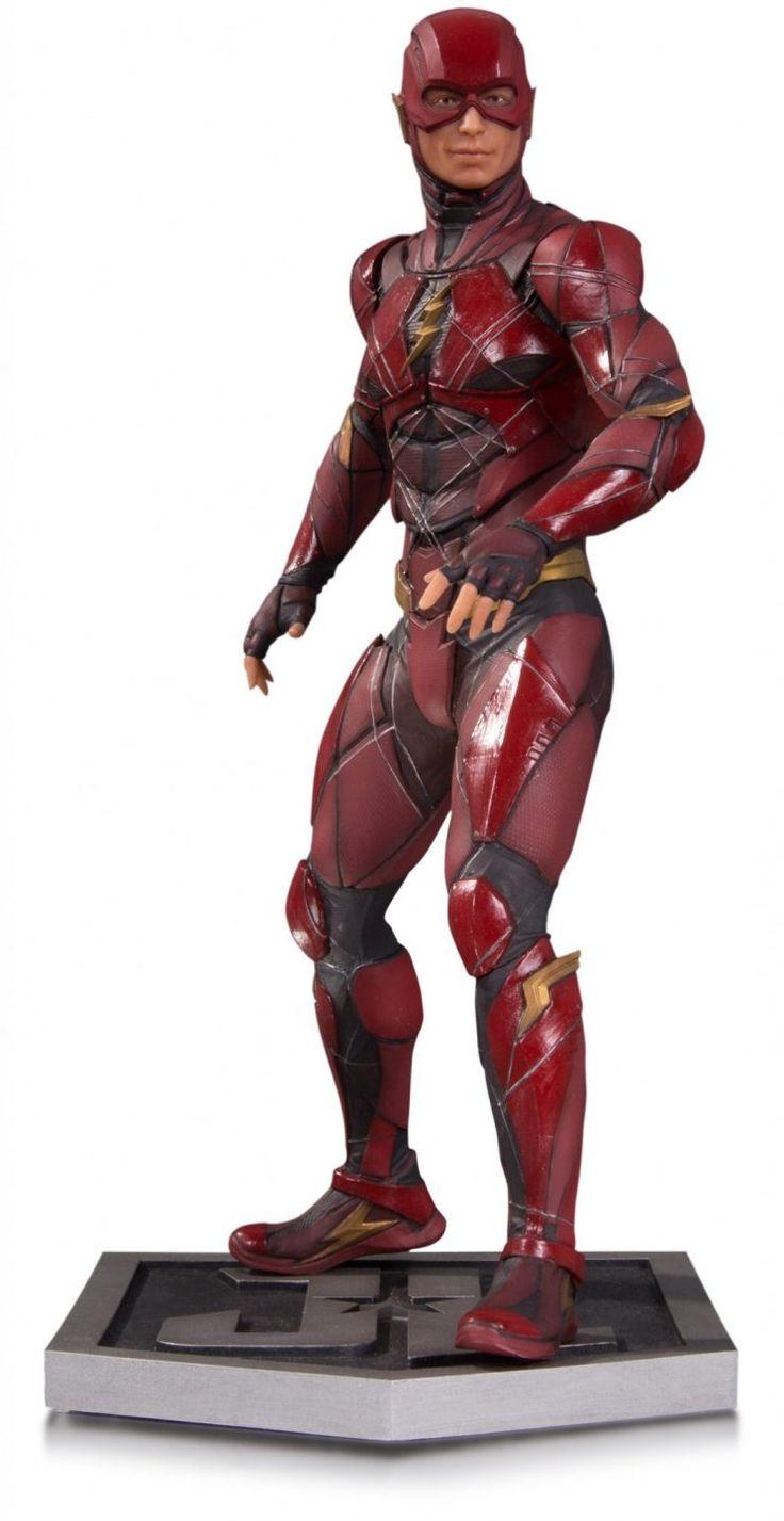 Liga da Justiça | DC apresenta linha de colecionáveis premium do filme | Notícia | Omelete
