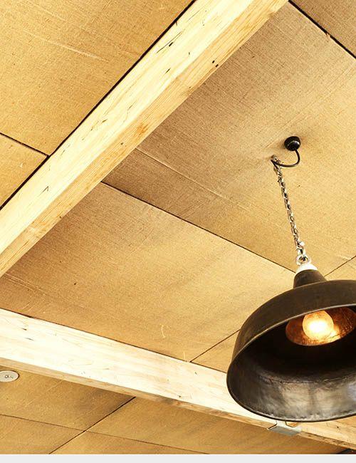 BIB' N TUCKER | alwill  #wood #ceiling #pendant #light