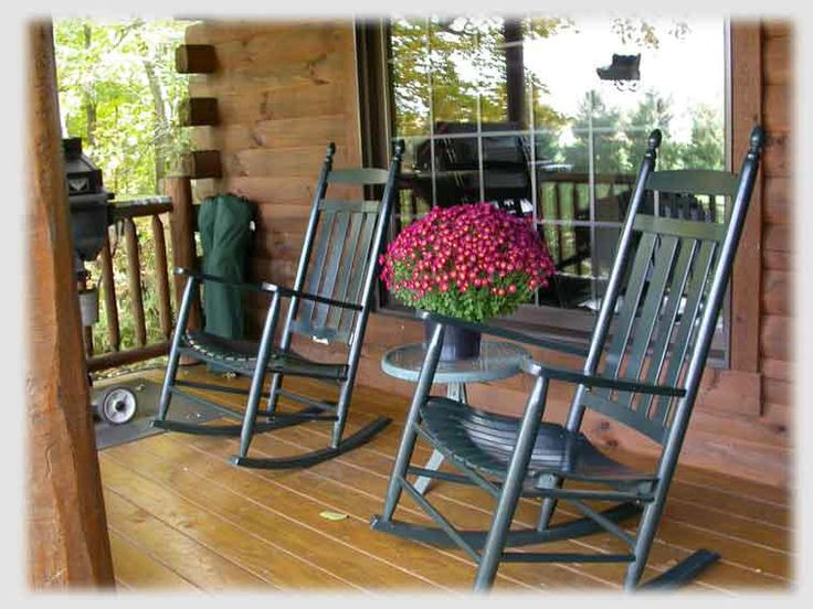 Great place for morning coffee.: Rocks Chairs, Favorite Places, Dreams, Porches Sit, House, Flower, Front Porches, Eye, My Style