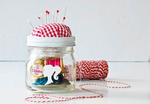 mason jar craft ideas (52) - DIY for Life