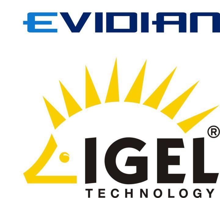 IGEL und Evidian machen Authentisierung am Thin Client einfacher, schneller und sicherer