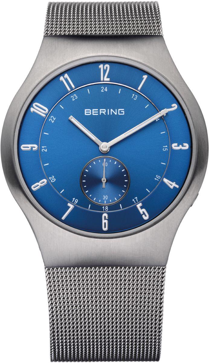 Bering Uhr 51940-078 mit Gravur