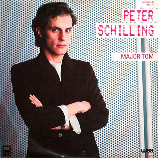 """Major Tom (völlig losgelöst)"" by Peter Schilling added to Discover Weekly playlist on Spotify"