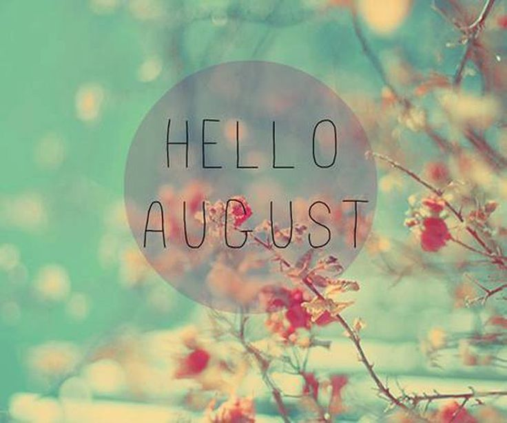 Wishing you all a wonderful August :) #happyaugust #august #summer #newmonth #aug #smile