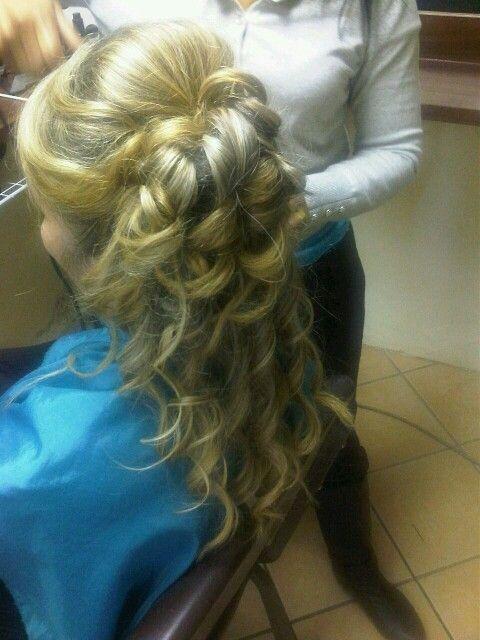 hilton salon own hair styles