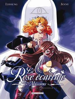 Rose écarlate,la:missions t01:le spectre de la bastille