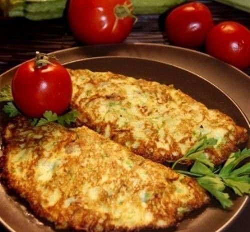 Кабачковые «Чебуреки» - рецепт с фото / Простые рецепты