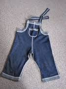 The best vintage Mothercare dungarees from mid 1970's