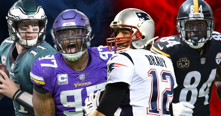 awesome NFL playoff picture through Week 12 games