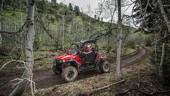 New 2017 Polaris RZR® S 570 EPS ATVs For Sale in Minnesota. INDY RED Your entry into the sport category, with legendary RZR® S ride and handling.