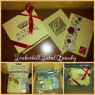 Tinkerbell Total Beauty......Il Blog di Trilly: Review Dott. Taffi