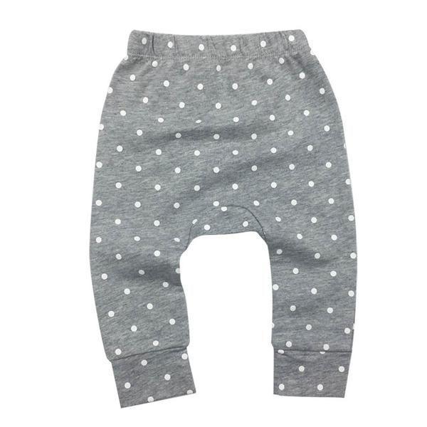 Baby Polka Dot Harem Pants