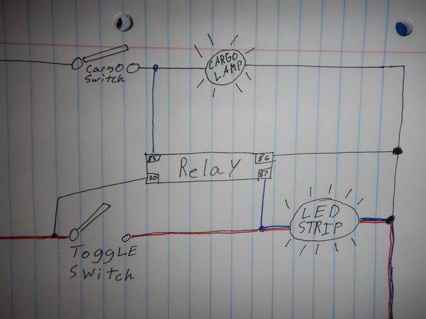 ceb1106ee7cccef2ba6c8eec14c5b82b truck bed lights trucks best 25 truck bed lights ideas on pinterest led lights for  at gsmx.co