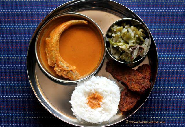 Mangalorean plated meal series boshi 28 kane jeere for X cuisine miri menu