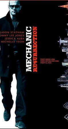 Mechanic: Resurrection (2016) - IMDb
