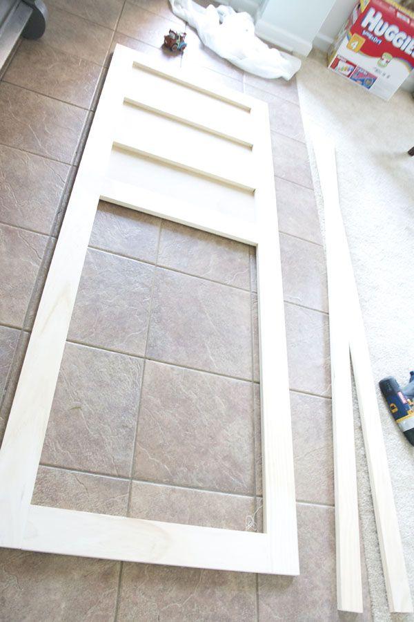 DIY how to build a screen door | the handmade home