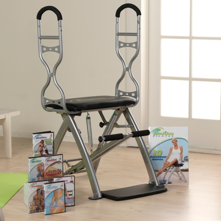 Malibu Pilates Pro Exercise Chair: Pin By Alexias Ebert On Fitness/ Healthly Living