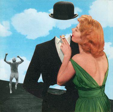 Magritte's Great Escape - Joe Webb