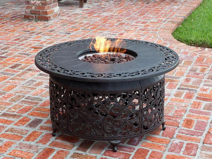 Gas Fire Pit | How to Create Outdoor Gas Amazing Fire Pits